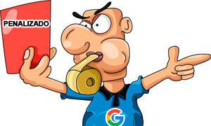 Las conductas engañosas perjudican el posicionamiento en Google