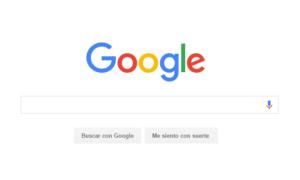 Google y sus algoritmos de posicionamiento